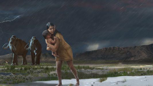 Unas huellas fosilizadas revelan detalles increíbles de una caminata de hace 10 000 años