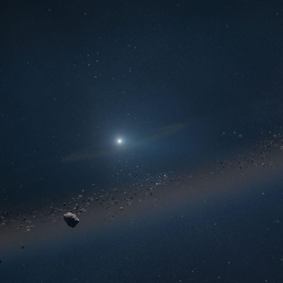 ¿Podrían sobrevivir los planetas a la muerte de sus estrellas?