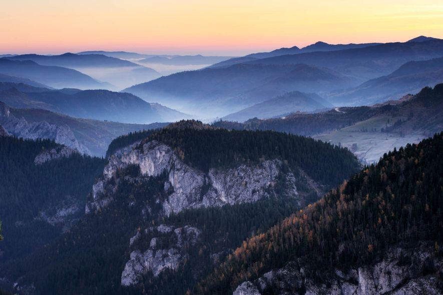 Parque nacional Cheile Bicazului-Hăşmaş, Rumanía