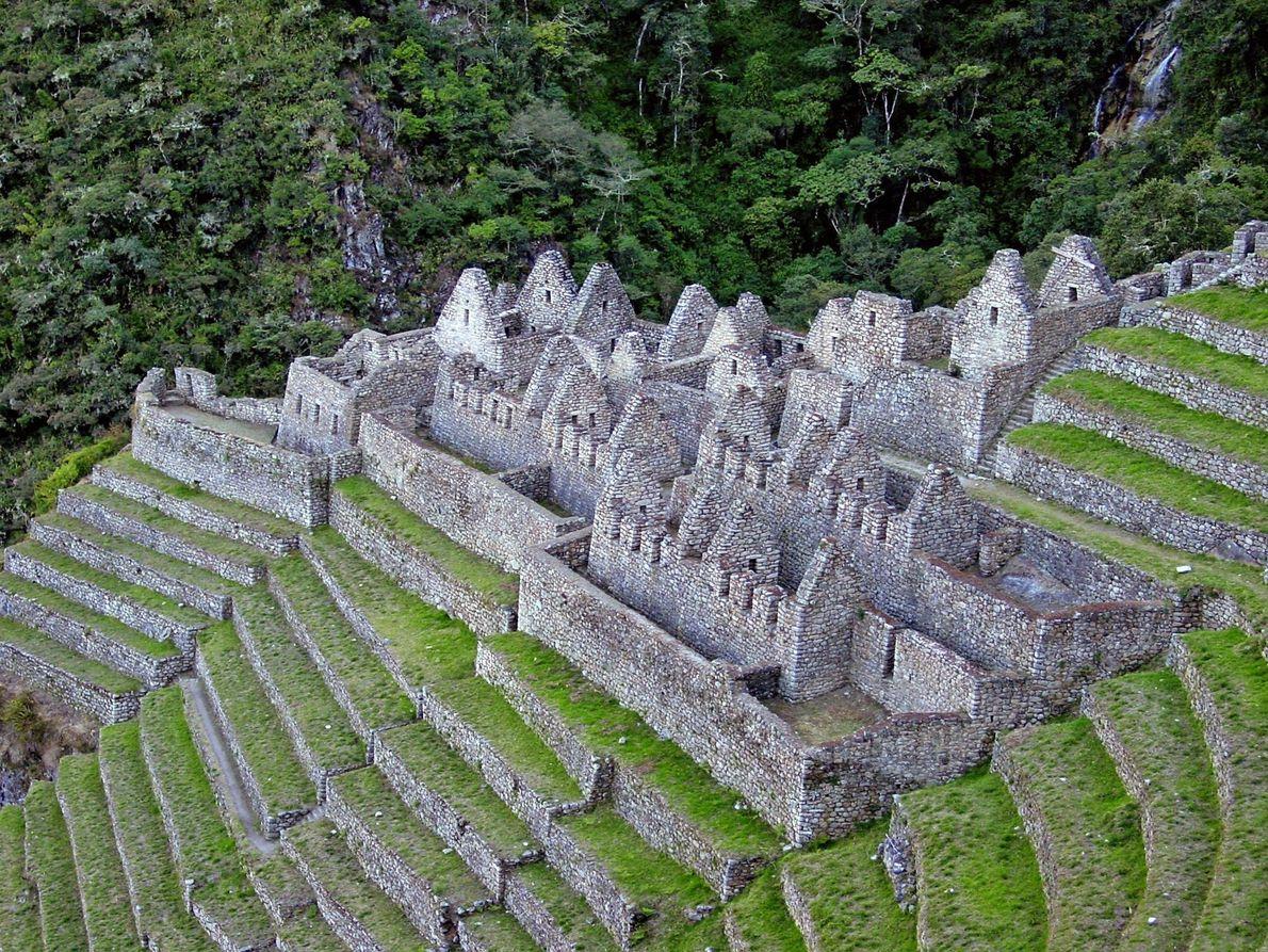 Huiñay Huayna, Perú