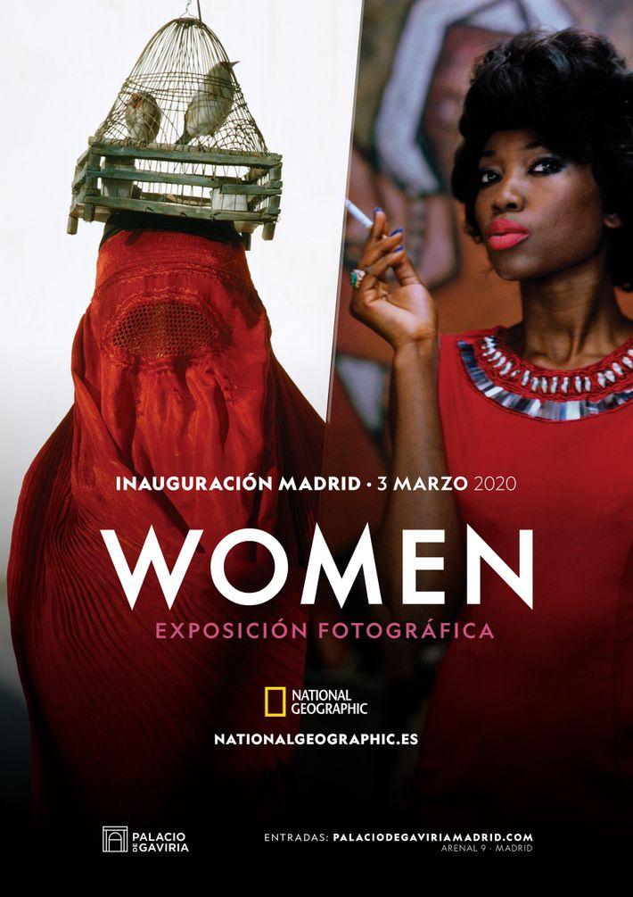 Women Madrid National Geographic