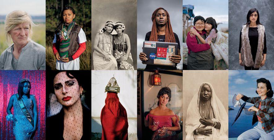 El archivo de Nat Geo transmite las vidas de las mujeres a través de la fotografía