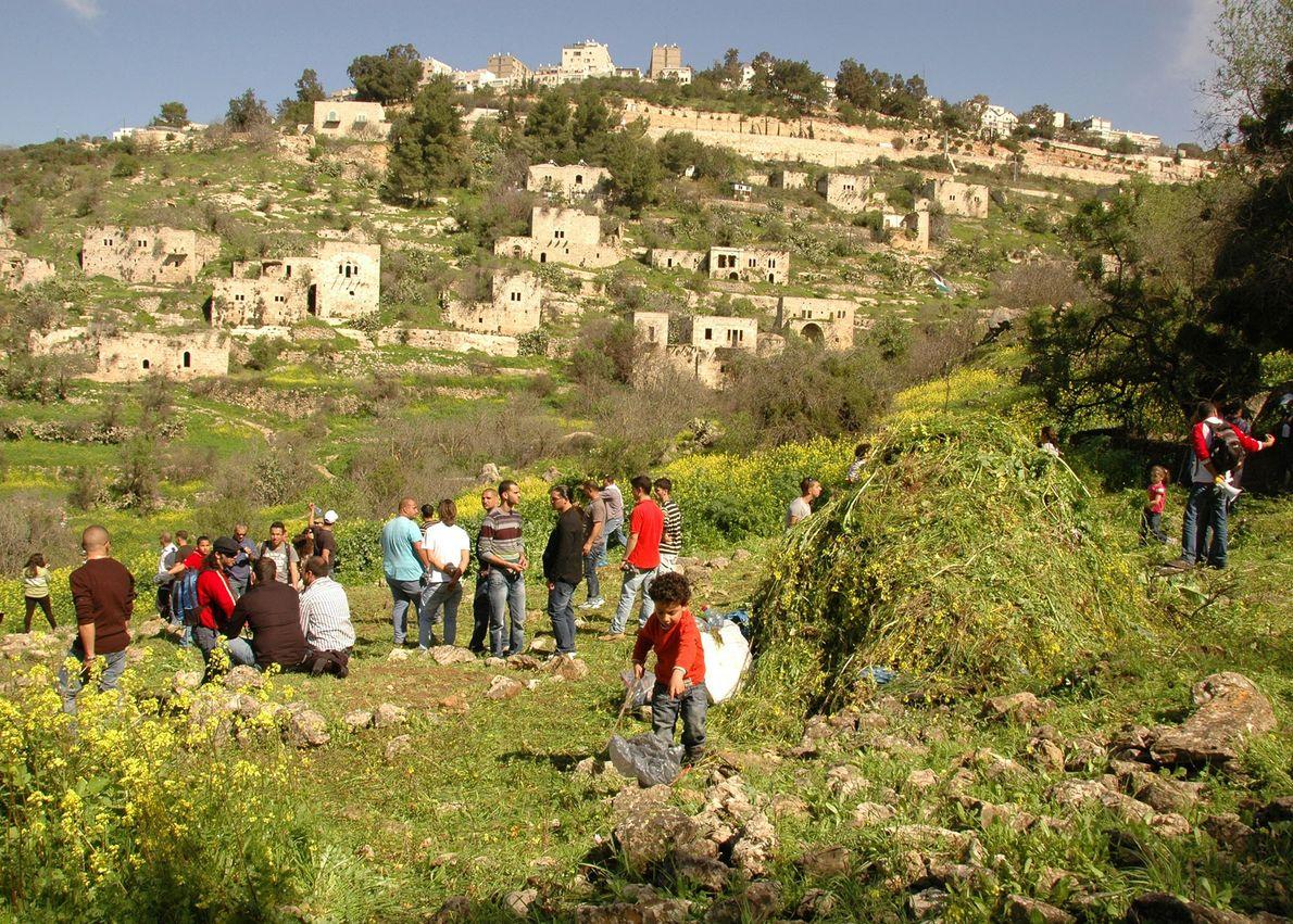 Lifta, Jerusalén, Israel