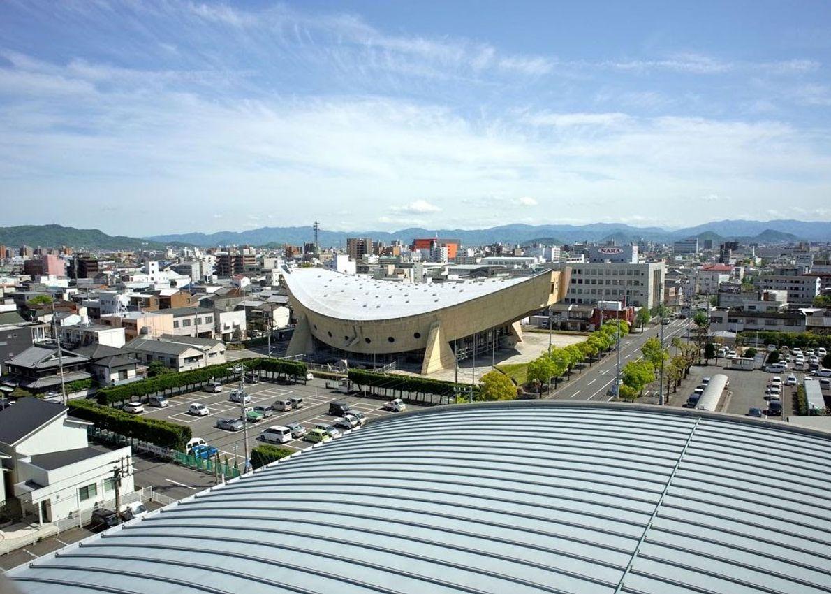 Gimnasio de la prefectura de Kagawa