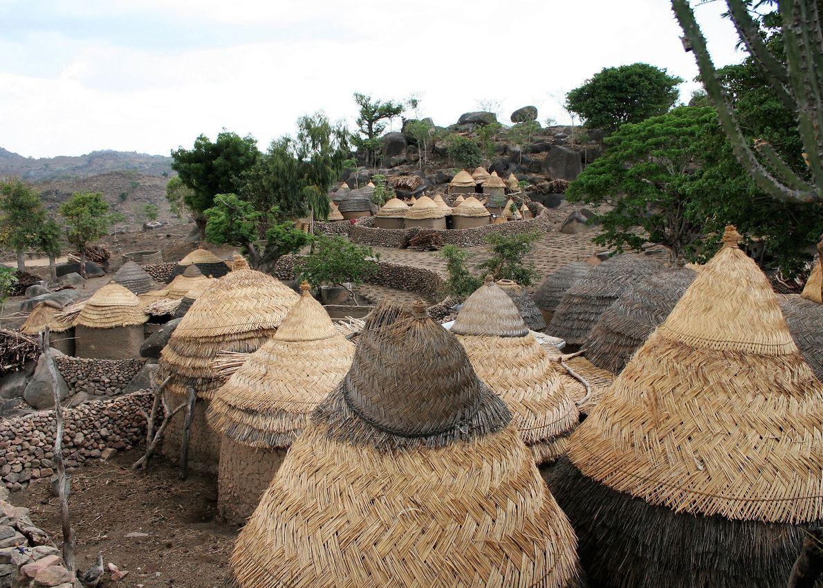 Paisaje cultural de Sukur