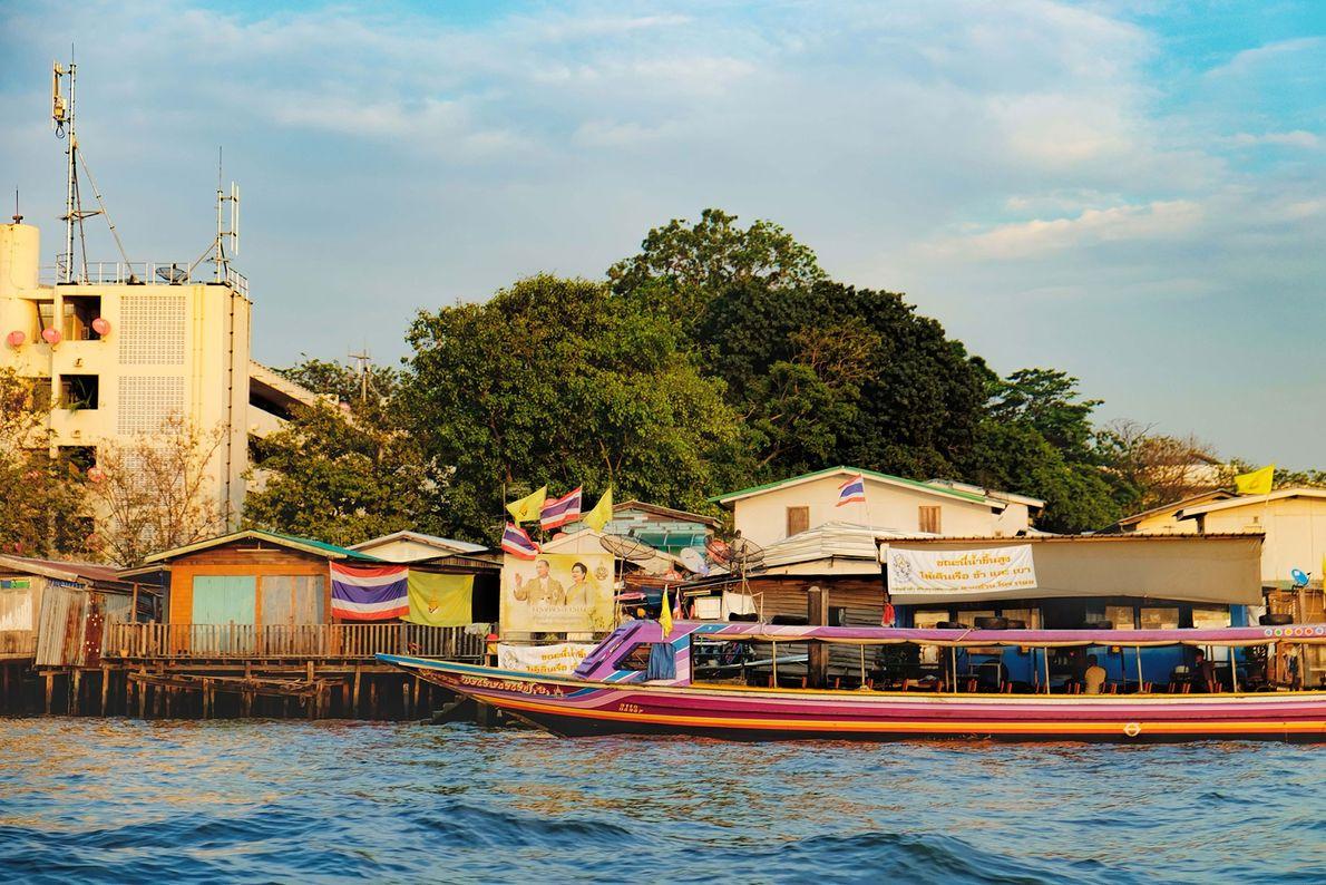 El río Chao Phraya