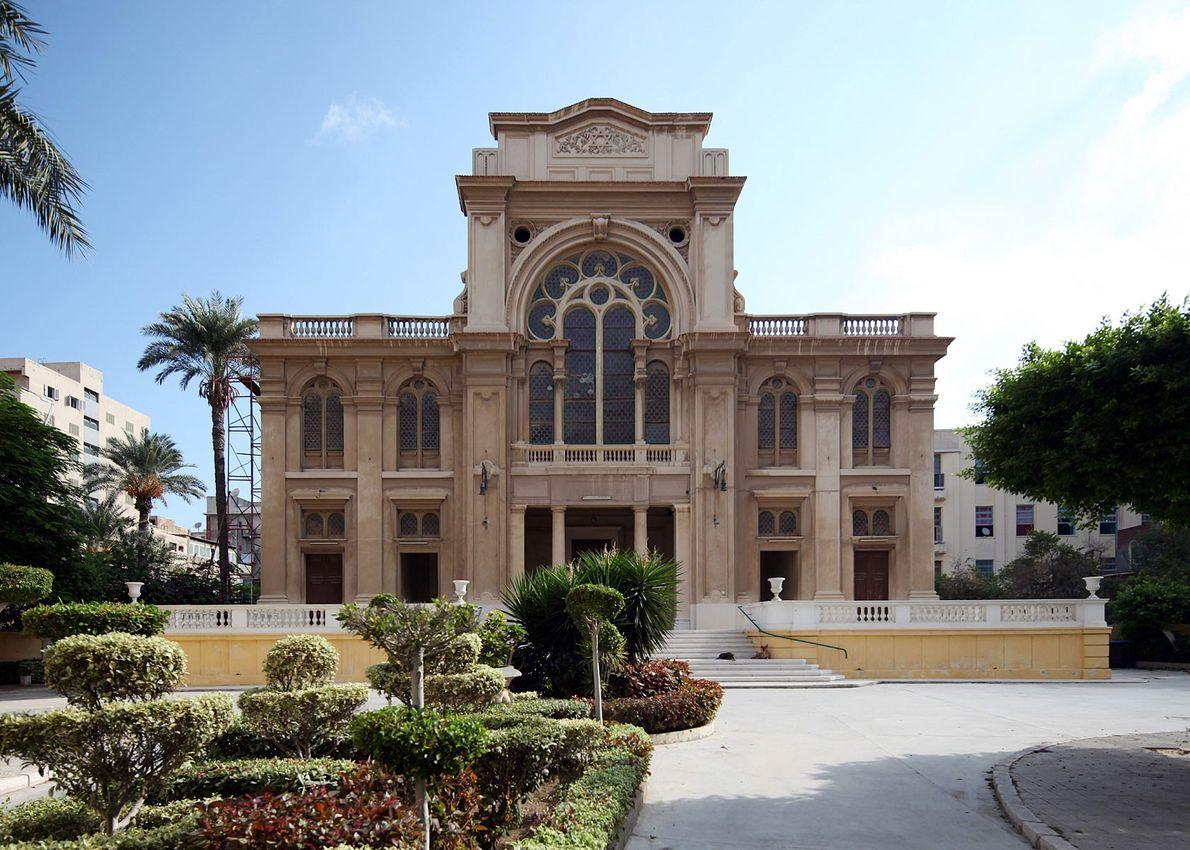 La sinagoga Eliyahu Hanavi