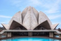 Arquitectura de la postindependencia de Delhi