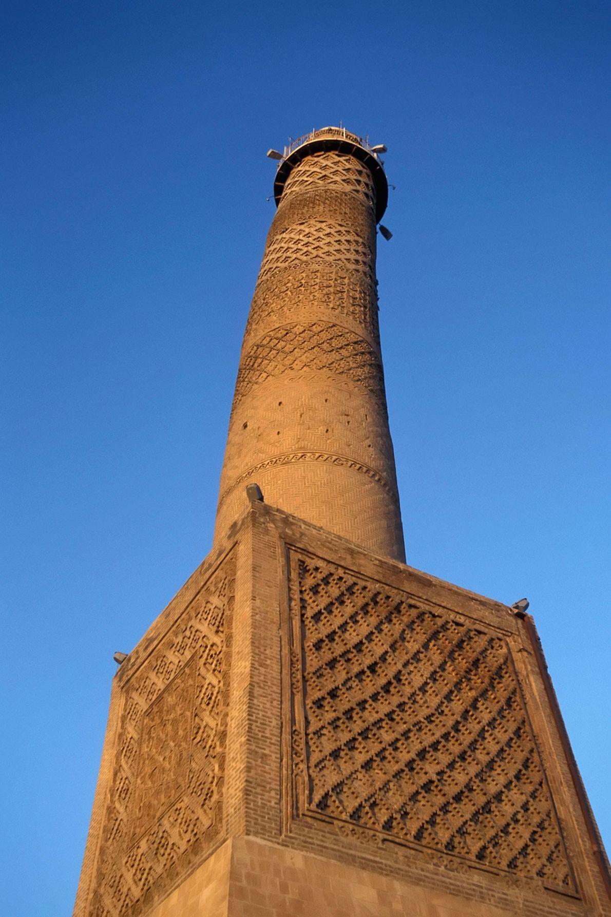 Minarete de Al-Hadba' Minaret, Irak