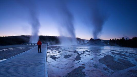 ¿Podría el supervolcán de Yellowstone ser una fuente de energía geotérmica?