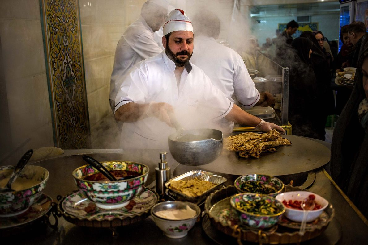Kashan, Irán