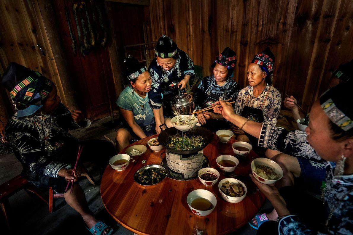 Gailai, Guizhou, China