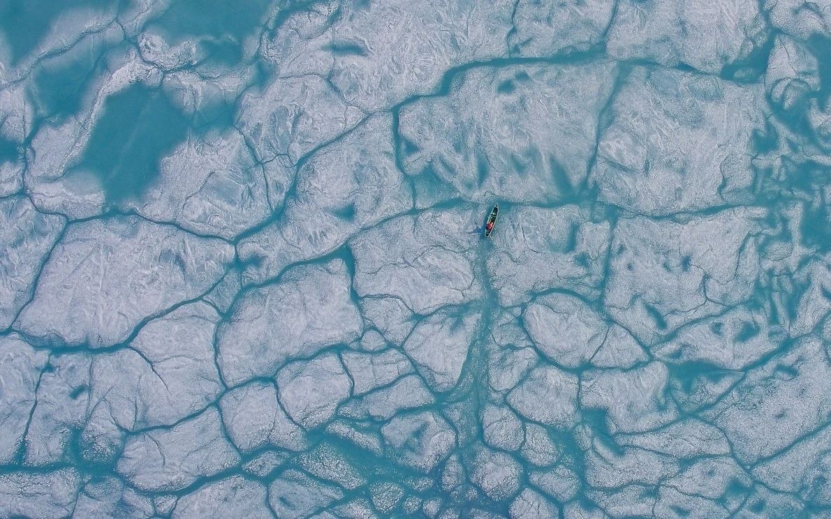 Lago George, Alaska