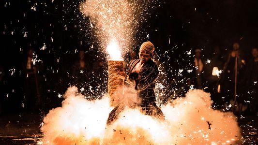 25 fotos deslumbrantes de fuegos artificiales