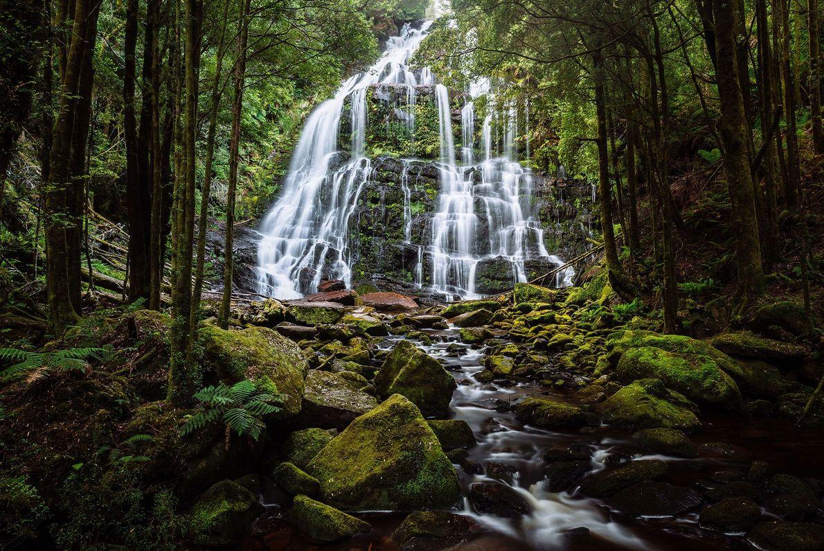 Cataratas Nelson, Australia