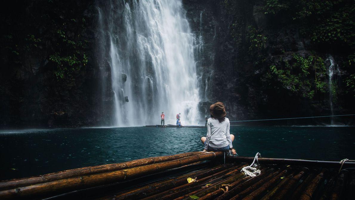 Cataratas Tinago, Filipinas